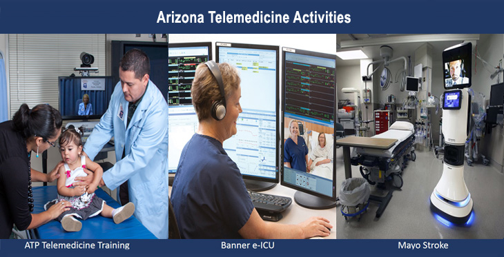 Telemedicine in Arizona