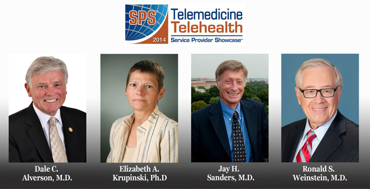 Telemedicine and Telehealth Service Provider Showcase Chairs