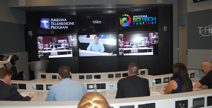 Arizona Telemedicine Program T-Health Institute hosting Arizona SciTech