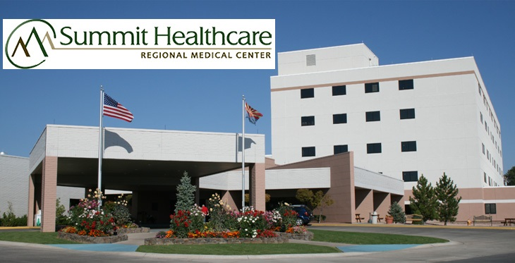 Summit Healthcare Regional Medical Center located in Show Low, Arizona.