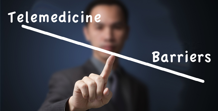 Tipping telemedicine barriers